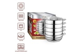 Dampfkocher Premium 26