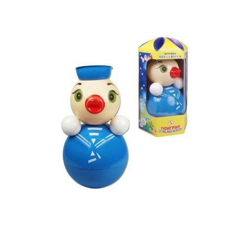 """Spielzeug """"Steh-auf-Puppe"""" Utenok 22"""