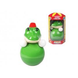 """Spielzeug """"Steh-auf-Puppe"""" Krokodilchik"""